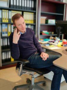 Matthias Impe - Sales Engineer Coenco