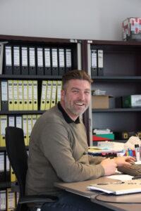 Bert huys operations manager Coenco