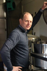 Michael Catrysse - Managing director Coenco