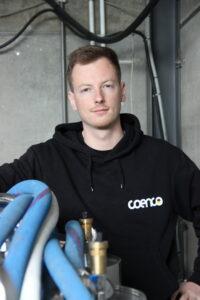 Matthias Impe sales engineer coenco