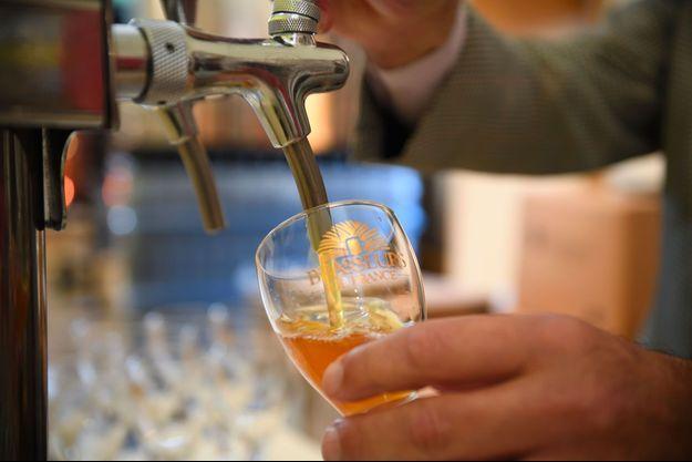 Brasseurs De France - bière de pression